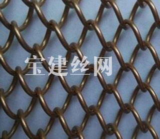 时尚的金属网帘该怎么挑选